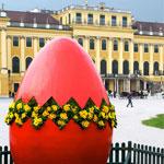 Ostermarkt Schönbrunn Logo